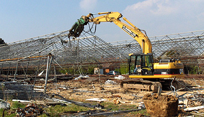 Farwell's demolition and groundworks hampshire dorset