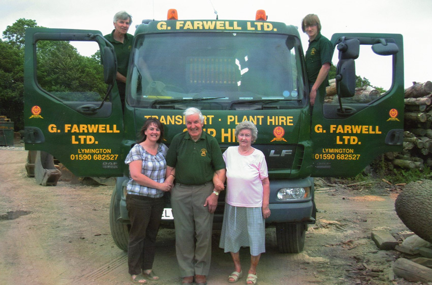 Farwell's Family Run Business