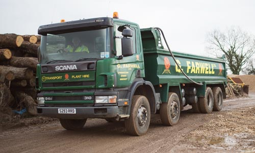 Tipper Hire