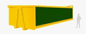 Farwells skip hire ringwood - 35 yard roro skip