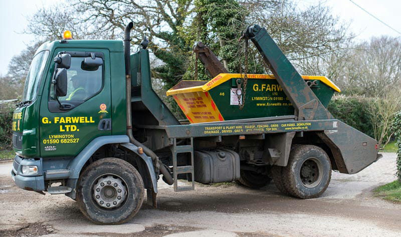 skip hire in southampton