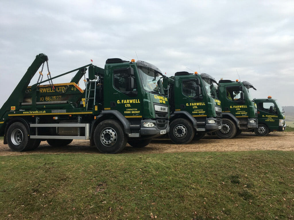 new forest skip hire