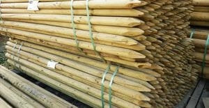 new forest fencing supplies