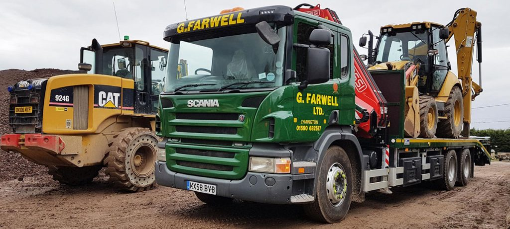 plant hire in worthing